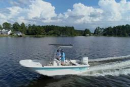 2021 Carolina Skiff 19LS