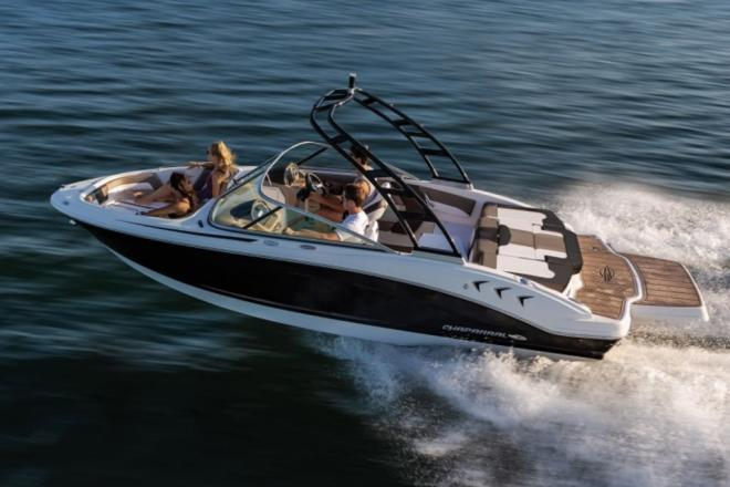 2021 Chaparral 21 SSi - For Sale at Richland, MI 49083 - ID 194503