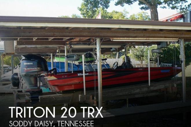 2007 Triton Earl Bentz-20 TRX - For Sale at Soddy Daisy, TN 37379 - ID 193361