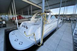 2001 Sea Ray 410 Express