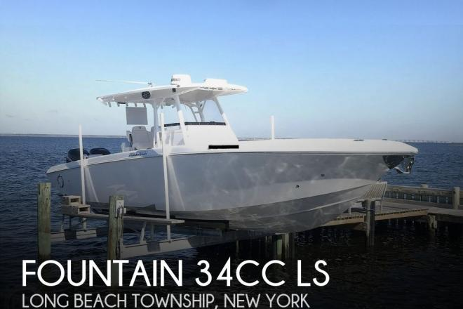 2020 Fountain 34CC LS - For Sale at Beach Haven, NJ 8008 - ID 198697