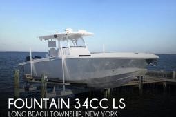 2020 Fountain 34CC LS