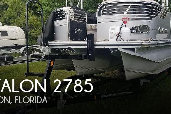 2012 Avalon 2785 RL Ambassador - For Sale at Milton, FL 32583 - ID 194609