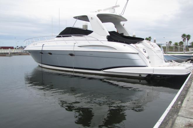 2004 Formula 48 sport yacht - For Sale at Marrero, LA 70072 - ID 199379