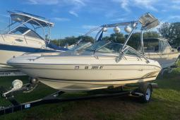 1996 Sea Ray 190 Signature