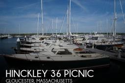 1999 Hinckley 36 Picnic