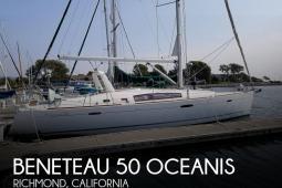 2011 Beneteau 50 Oceanis
