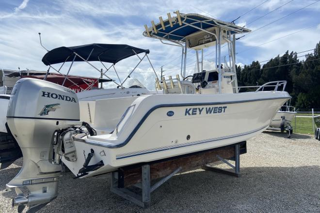 2002 Key West 2300 Center Console - For Sale at Port Charlotte, FL 33953 - ID 199468