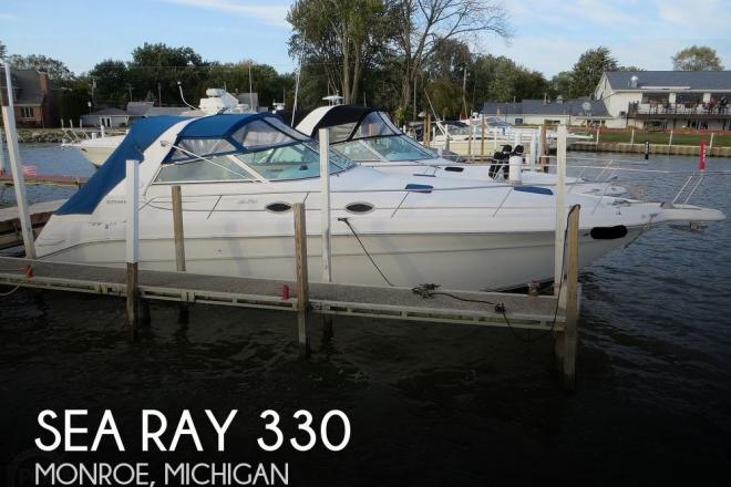 1995 Sea Ray 330 Sundancer - For Sale at Monroe, MI 48162 - ID 188823