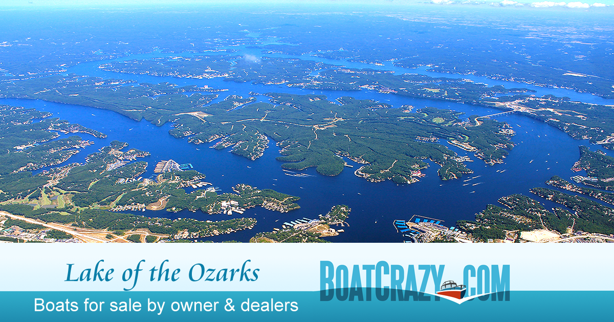Lake of the Ozarks Boats For Sale by Owner and Dealers