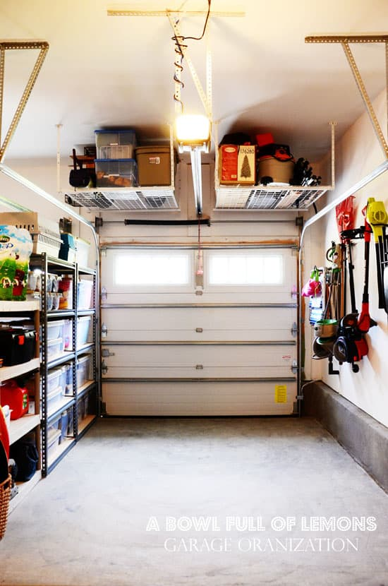 Garage Organization Ideas 9 Diy Ideas To Organize Your Garage