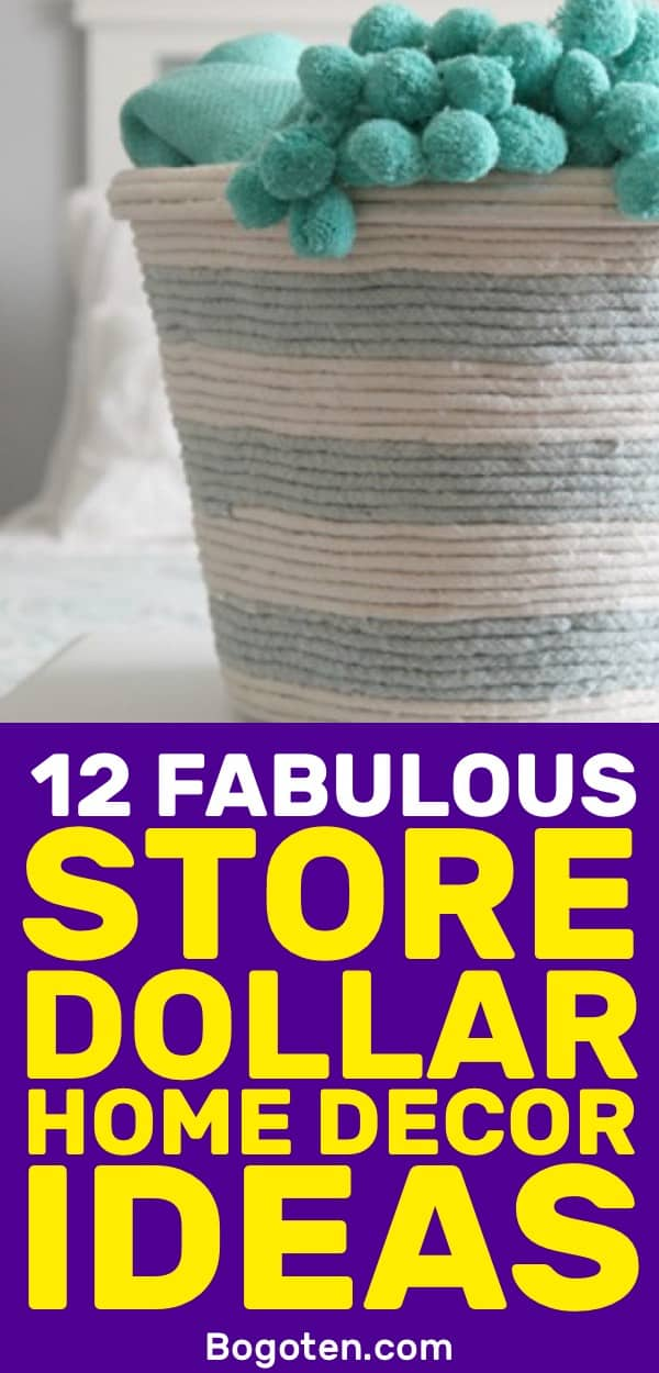 I wanted to decorate my home on the cheap without it looking cheap. These Dollar Store home decor ideas are perfect for me. Pinning!