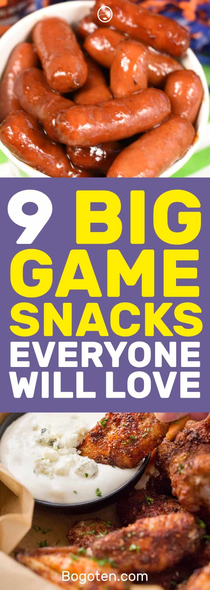 Looking for food ideas for your big game party? Look no further! Here are 9 delicious snacks that everyone will love.