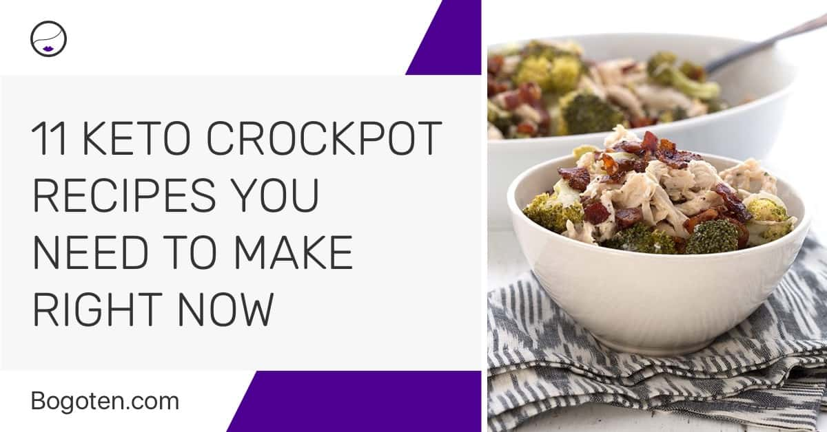 13 Keto Crockpot Recipes to Satisfy Your Keto Taste Buds