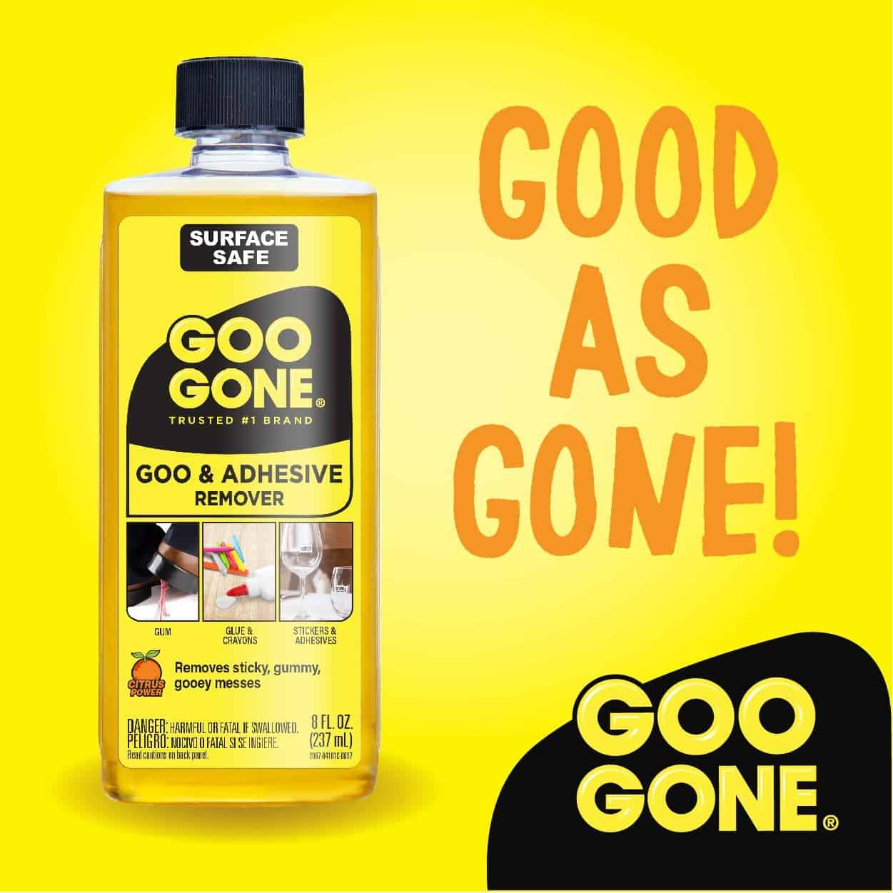 Goo Gone for getting paint out of a carpet.