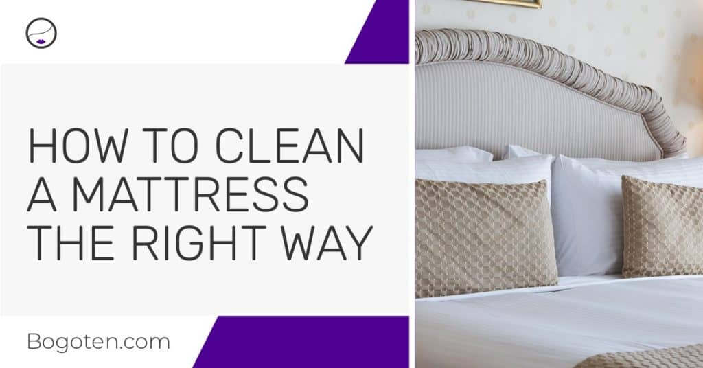 How to Deep Clean a Mattress
