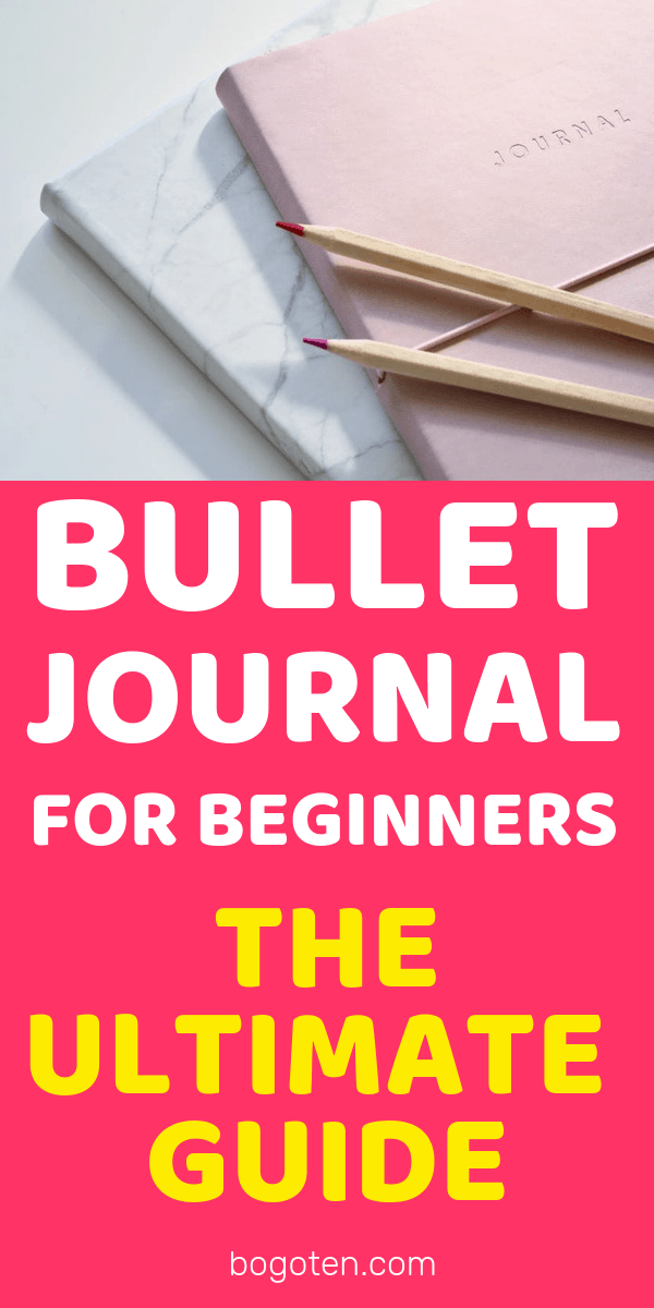 How to start a bullet journal for complete beginners. This guide will help you start a bullet journal from scratch.