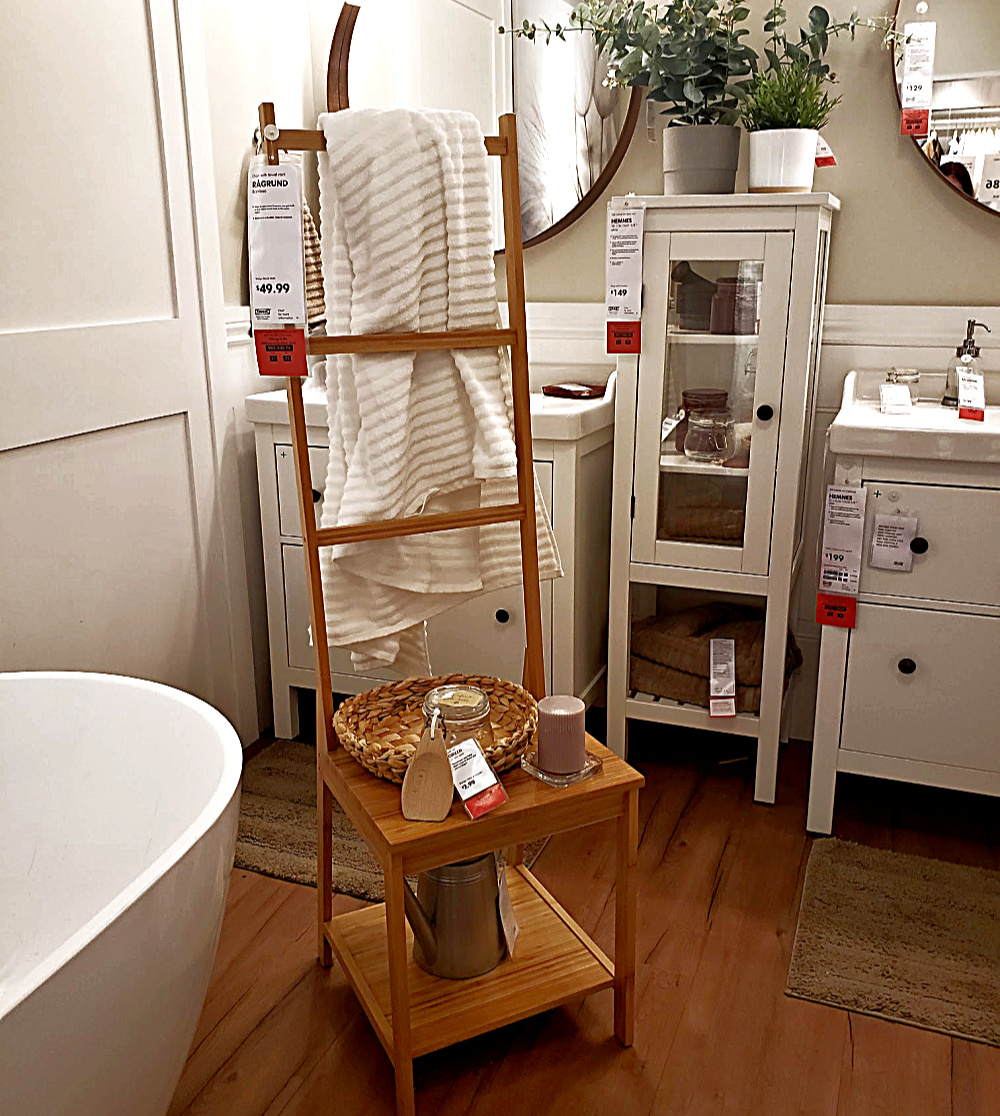 13 Ikea Bathroom Hacks That Will Keep Your Bathroom Tidy
