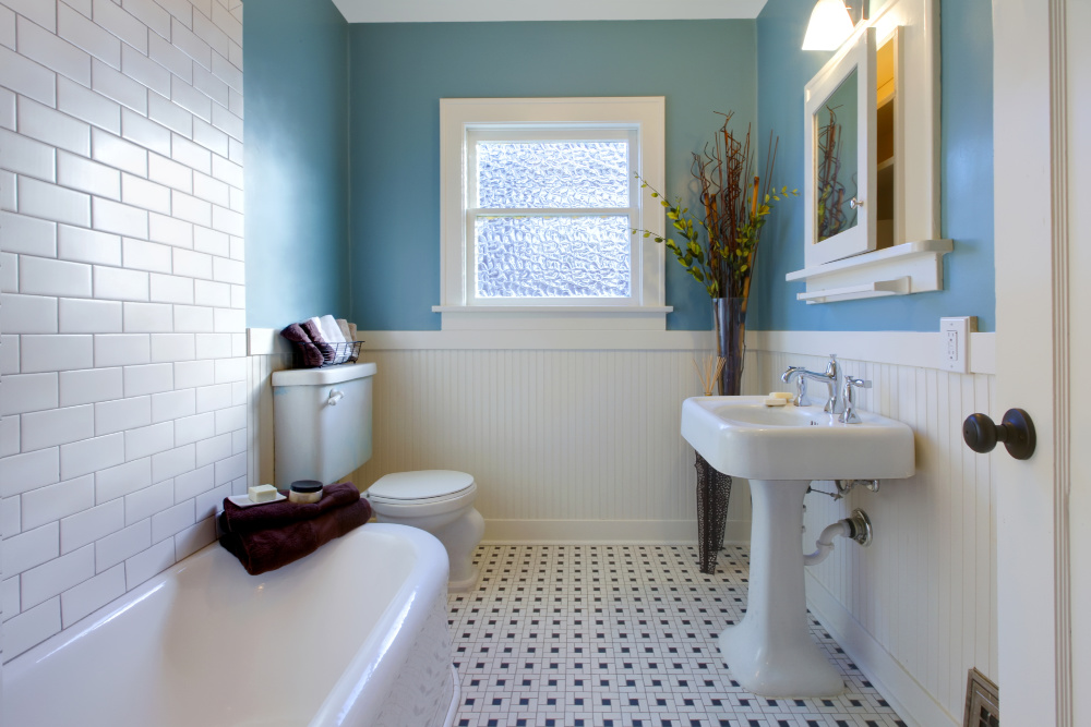 How to Clean House Fast - Bathroom