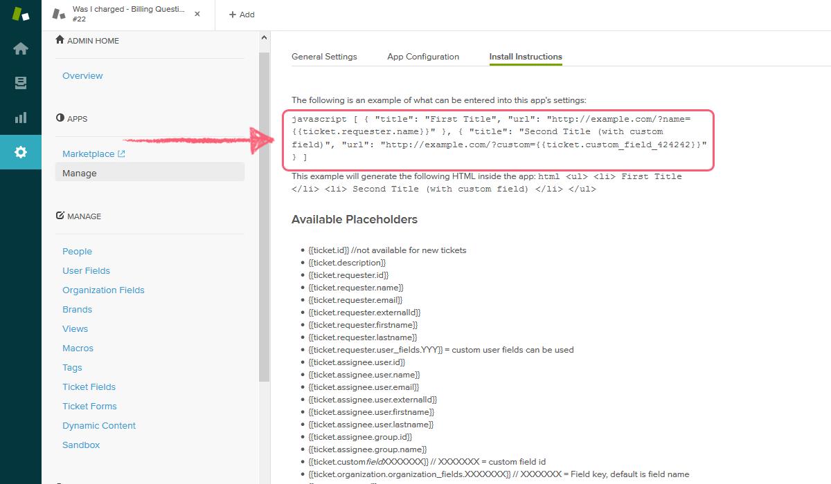 process street zendesk integration - zendesk copy code new