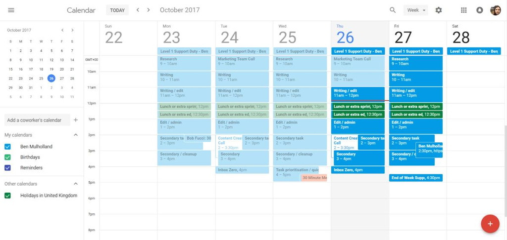 google calendar integration article - google calendar