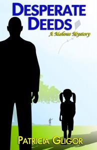 Desperate Deeds by Patricia Gligor @PatriciaGligor