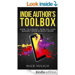 Indie Author's Toolbox by Nick Vulich