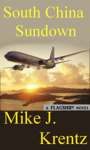 South China Sundown by Mike J. Krentz @MikeJKrentz