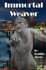 Immortal Weaver by Sophia Myers @SophiaMyersAuth