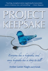 Project Keepsake by Amber Lanier Nagle