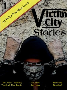 Victim City Stories Issue 1 by Dale Hammond @VCStoryhouse