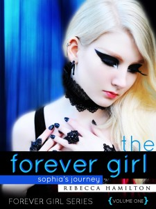 The Forever Girl by Rebecca Hamilton @inkmuse