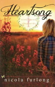 Heartsong, Sisterhood of Shepherds by Nicola Furlong