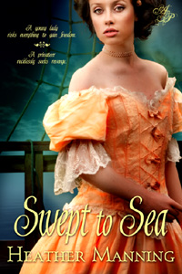 Swept to Sea by Heather Manning @HeatherM_Author