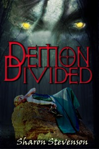 Demon Divided by Sharon Stevenson @chettsgenie