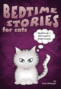 Bedtime Stories for Cats by Amy Neftzger