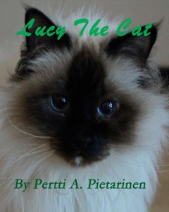 Lucy The Cat by Pertti A Pietarinen @PerttiP