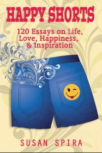 Happy Shorts by Susan Spira @lazysusanspeaks