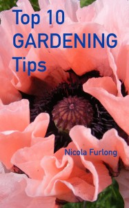 Top 10 Gardening tips by Nicola Furlong
