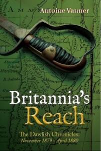 Britannia's Reach by Antoine Vanner