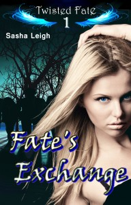 Fate's Exchange by Sasha Leigh @SashaLeighS