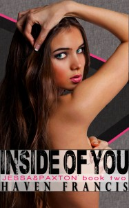 Inside of You by Haven Francis @haven_francis