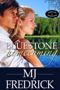 Bluestone Homecoming by MJ Fredrick @MJFredrick
