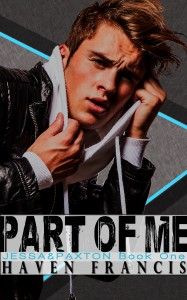 Part of Me by Haven Francis @haven_francis