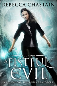 Bargain Book for 09/24/2014:  A Fistful of Evil by Rebecca Chastain