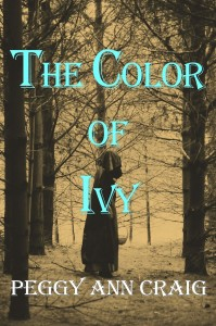 The Color of Ivy by Peggy Ann Craig @peggyanncraig