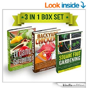 The Backyard Homestead Survivalist Super Set: FREEDOM! Amazing Beginners Guide To Backyard Homesteading, Saving You and Your Family Time and Money When You'll Need it Most by James Givens