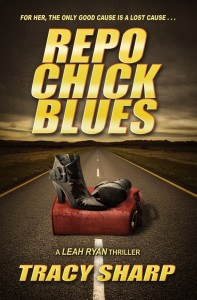 Bargain Book:  Repo Chick Blues by Tracy Sharp