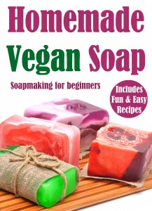 Homemade Vegan Soap: Soapmaking for beginners by Bob Merber