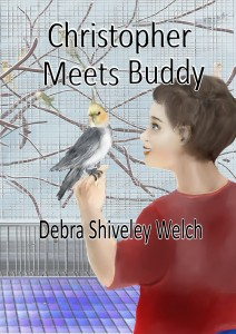 Christopher Meets Buddy by Debra Shiveley Welch